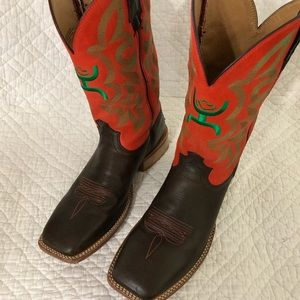 Twisted X Shoes - Men's Twisted X Hooey Boots